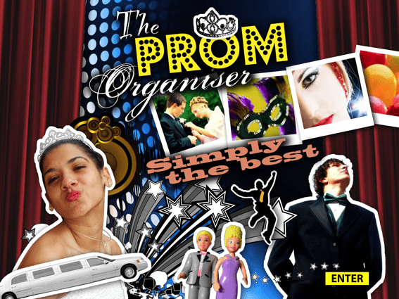 Prom Organiser Ebook