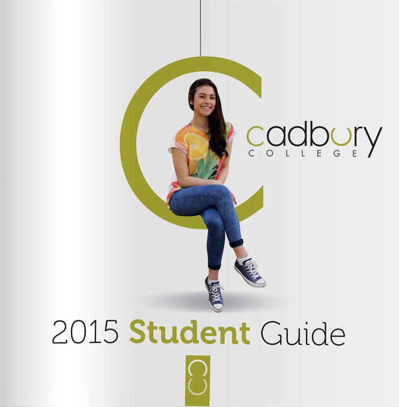 Cadbury College prospectus