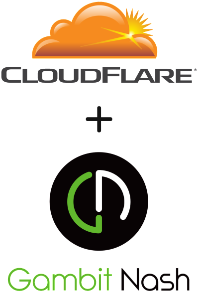 CloudFlare and Gambit Nash