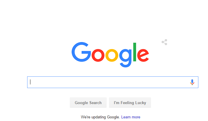 Logo Change For Google? But Why?