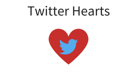 Twitter Heart, Is It A Healthy Move?