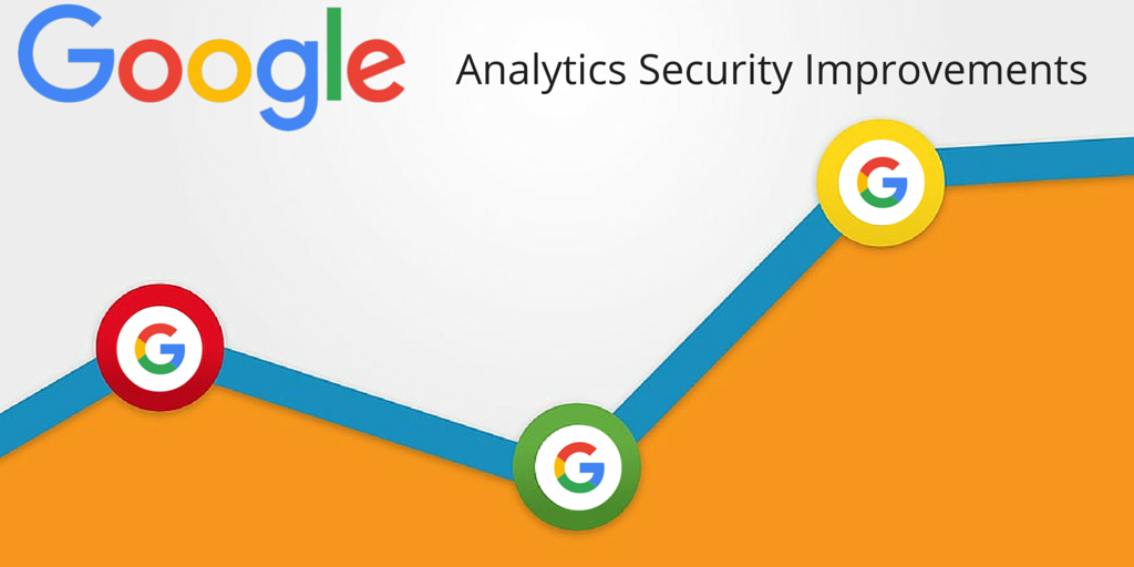 Security Improvements for Google Analytics