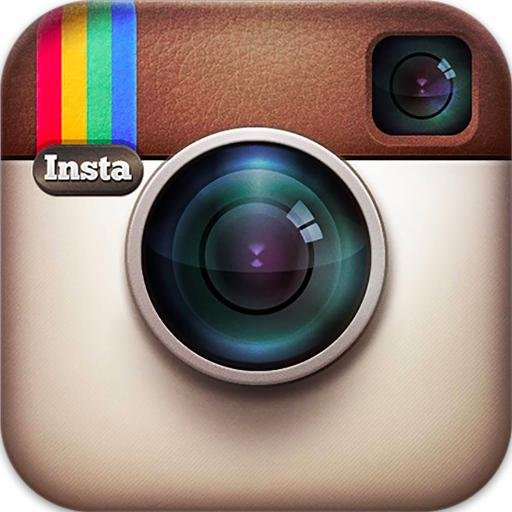 Instagram, the old logo