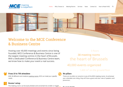 MCE Conference Website